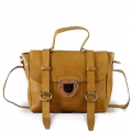 The Mini Backpack Honey Brown